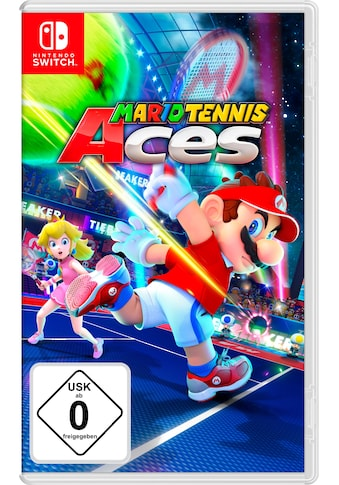 Nintendo Switch Spiel »Mario Tennis Aces«, Nintendo Switch kaufen