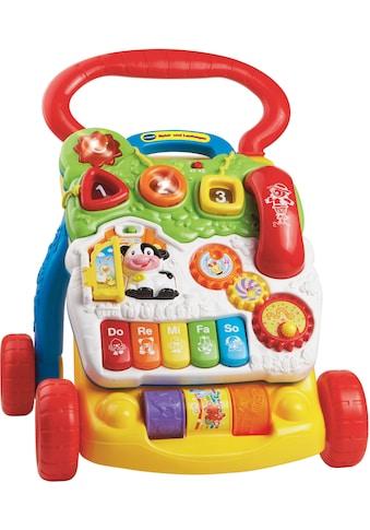 Vtech® Lauflernwagen »Spiel-und Laufwagen - Special Edition«, mit 11 Kindermelodien kaufen