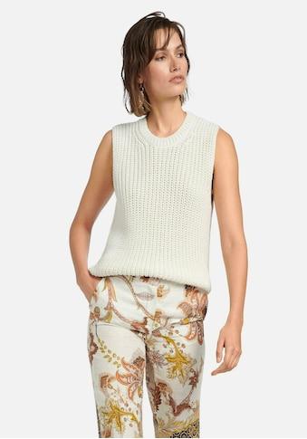 Peter Hahn Kurzarmpullover »cotton« kaufen
