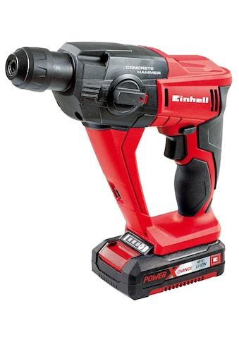 EINHELL Akku - Bohrhammer, TE - HD 18 Li Kit, Power X - Change kaufen