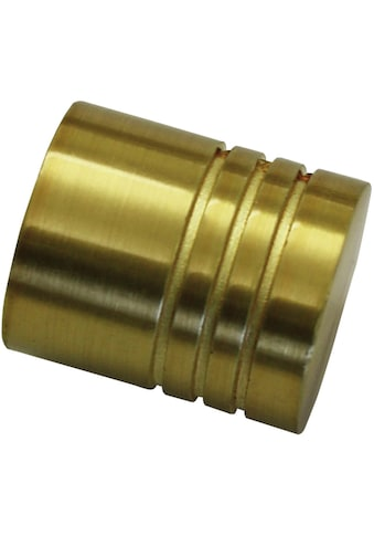 GARDINIA Gardinenstangen-Endstück »Zylinder«, Einzelprogramm Chicago 20 mm kaufen