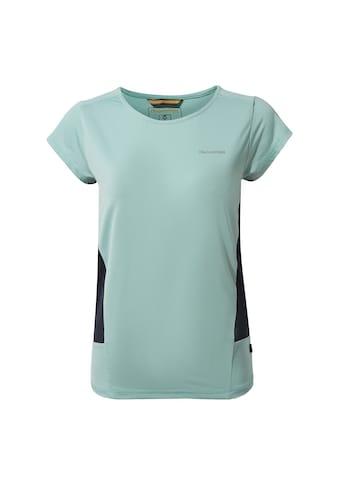 Craghoppers T-Shirt »Damen Atmos kurzärmlig« kaufen