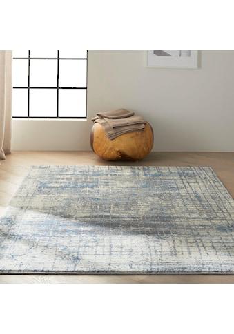 Calvin Klein Teppich »Torrent CK983«, rechteckig, 16 mm Höhe, Wohnzimmer kaufen