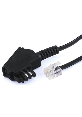 Hama Telefonkabel, TAE-F-Stecker - Modul-Stecker, 6m kaufen