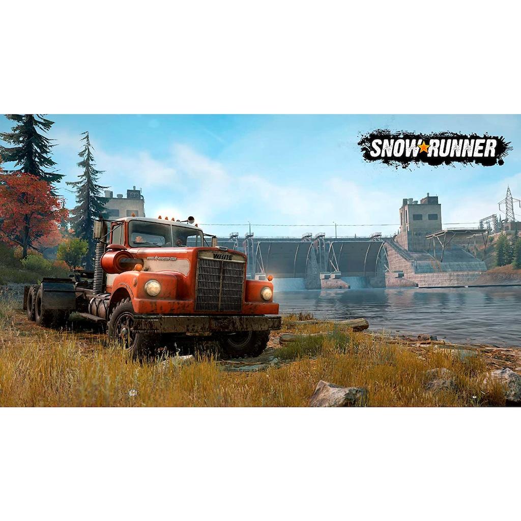 Focus Spiel »SnowRunner: Standard Edition«, Xbox One