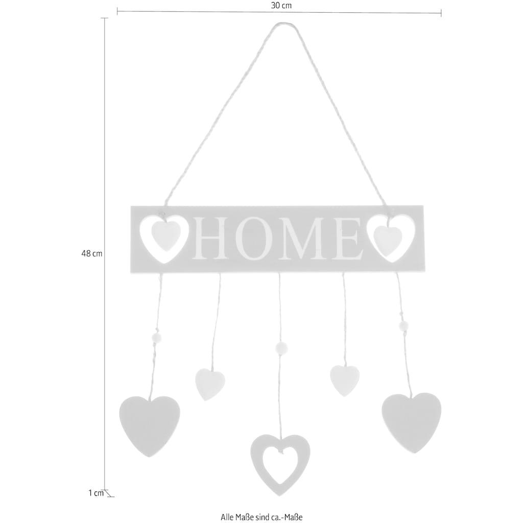 Myflair Möbel & Accessoires Deko-Buchstaben »Home«