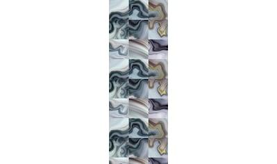 queence Vinyltapete »Oigha«, Steinoptik, 90 x 250 cm, selbstklebend kaufen