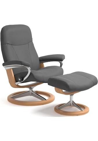 Stressless® Relaxsessel »Garda«, mit Signature Base, Größe M, Gestell Eiche kaufen