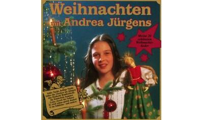 Musik-CD »Weihnachten Mit Andrea Jürgens / Jürgens,Andrea« kaufen