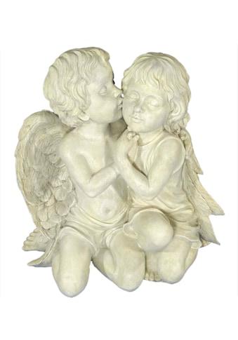 Casa Collection by Jänig Engelfigur »Engelpaar, küssend, H 30 cm« kaufen