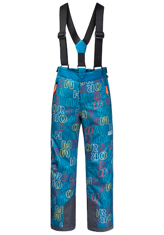 Jack Wolfskin Skihose »GREAT SNOW PRINTED PANTS KIDS« kaufen