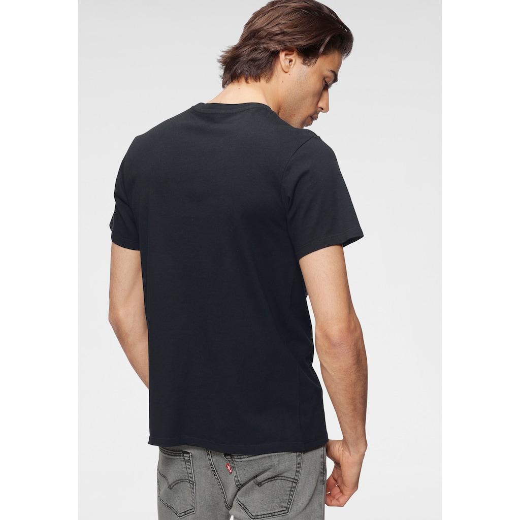 Levi's® T-Shirt, mit großem Logoprint