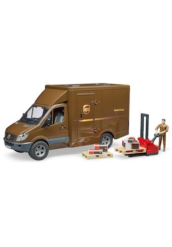 """Bruder® Spielzeug - LKW """"Mercedes Benz Sprinter UPS"""" kaufen"""