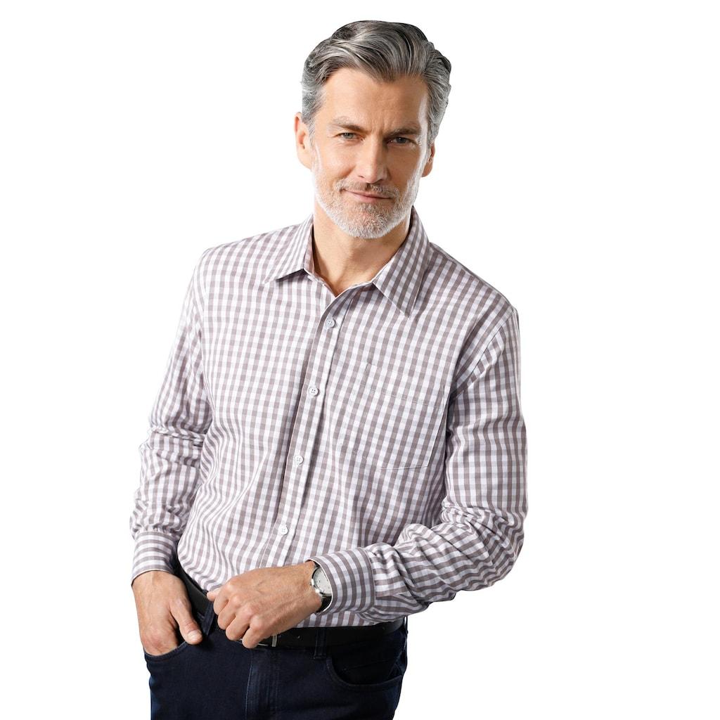 Marco Donati Langarmhemd