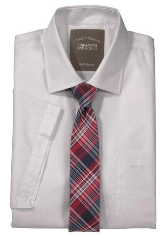 Man's World Businesshemd, Kurzarm kaufen