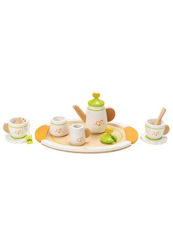 """Hape Spielgeschirr """"Teeservice für zwei"""", (Set, 12 - tlg.) kaufen"""