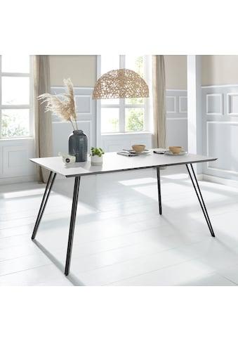 HELA Esstisch »Evelyn«, Breite 160 cm kaufen