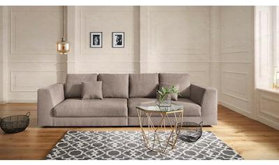 Guido Maria Kretschmer Home&Living Big-Sofa, Bogsofa inklusive Zierkissen kaufen