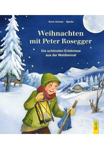 Buch »Weihnachten mit Peter Rosegger / Karin Ammerer, Bjarke« kaufen