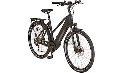 "Prophete E - Bike »ENTDECKER Trekking E - Bike 28""«, 10 Gang Shimano Shimano XT Schaltwerk, Kettenschaltung, Mittelmotor 250 W kaufen"