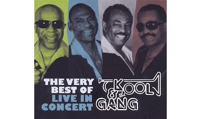 Musik - CD The Very Best Of - Live In Concert / Kool & The Gang, (1 CD) kaufen