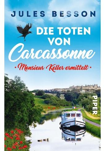 Buch »Die Toten von Carcassonne / Jules Besson« kaufen