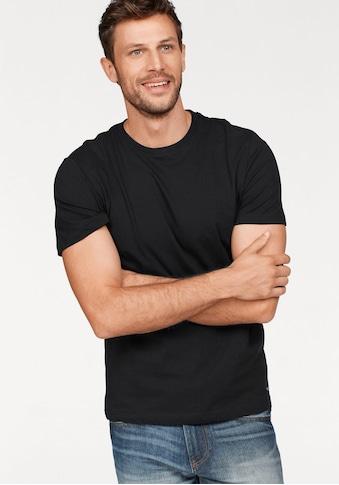 TOM TAILOR T-Shirt, perfektes Basic kaufen