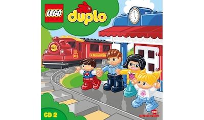 Musik - CD LEGO Duplo CD 2 / Various, (1 CD) kaufen