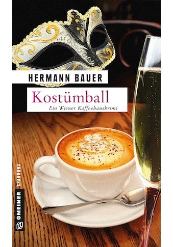 Buch »Kostümball / Hermann Bauer« kaufen
