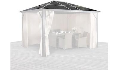 KONIFERA Pavillonersatzdach »Aruba«, Dachplatten für »Aruba« 300x300 cm kaufen