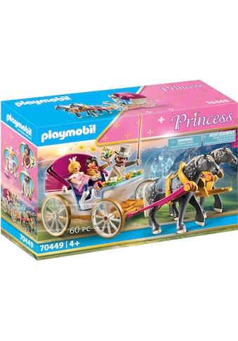 Playmobil® Konstruktions-Spielset »Romantische Pferdekutsche (70449), Princess«, (60... kaufen
