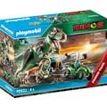 "Playmobil® Konstruktions-Spielset ""T-Rex Angriff (70632), Dinos"", Kunststoff"