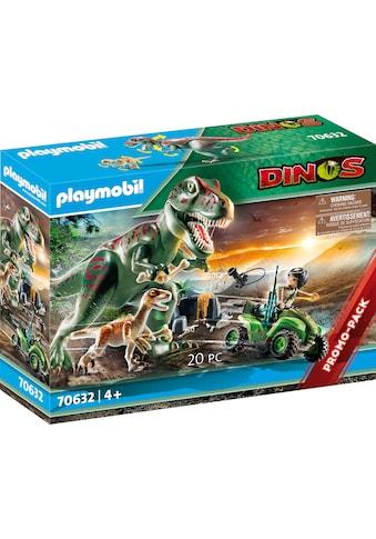 "Playmobil® Konstruktions - Spielset ""T - Rex Angriff (70632), Dinos"", Kunststoff kaufen"