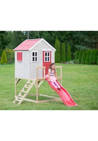 Wendi Toys Spielturm »Wendi Toys Tiger«, BxTxH: 197x310x242 cm kaufen