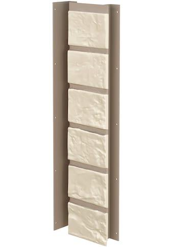 Baukulit VOX Verblender »Solid Brick Conventry Innenecke«, weiß kaufen