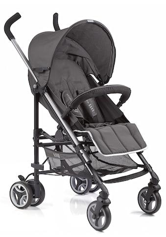 Gesslein Kinder-Buggy »S5 2+4, Anthrazit«, mit schwenkbaren Vorderrädern kaufen