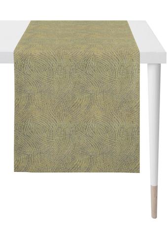 Tischläufer, »1102 Loft Style, Jacquard«, APELT (1 - tlg.) kaufen