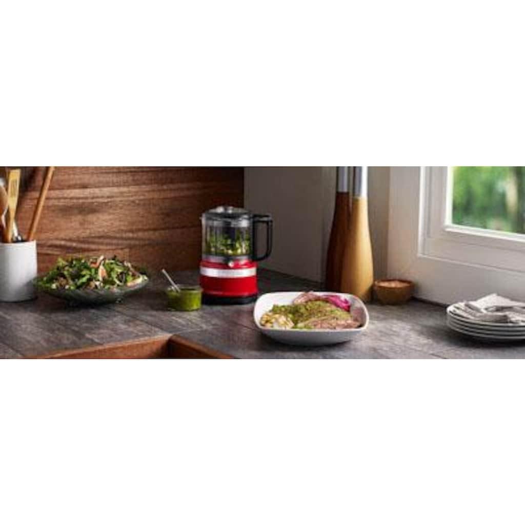 KitchenAid Zerkleinerer »5KFC3516EER«, 240 W, Farbe: EMPIRE ROT