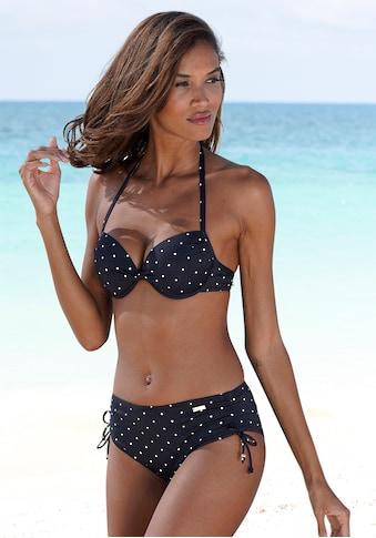 LASCANA Push-Up-Bikini-Top »Sparkel«, mit kleinen Tupfen kaufen