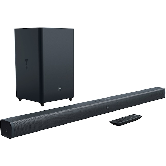 JBL »BAR« Soundbar (Bluetooth, 300 Watt)