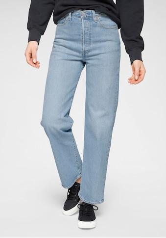 Levi's® 5-Pocket-Jeans »by GNTM«, mit Knopfleiste kaufen