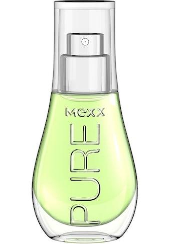Mexx Eau de Toilette »Pure Woman« kaufen