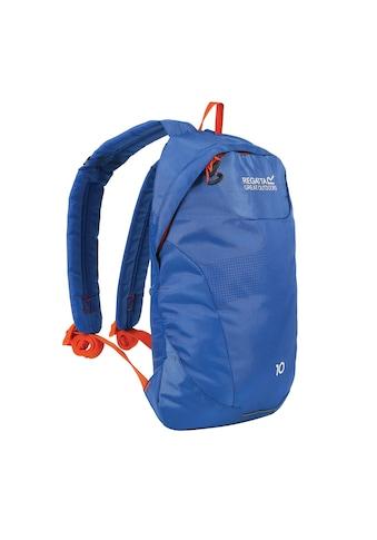 Regatta Tagesrucksack »Unisex Rucksack-Tasche Marler, 10 Liter, robust, reflektierend,... kaufen