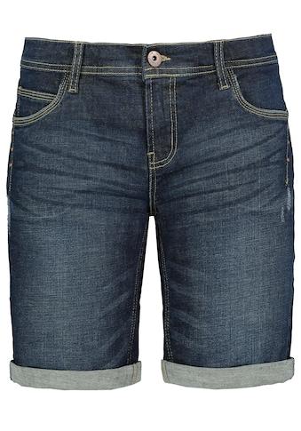 SUBLEVEL Jeansbermudas, mit Nietendetails kaufen