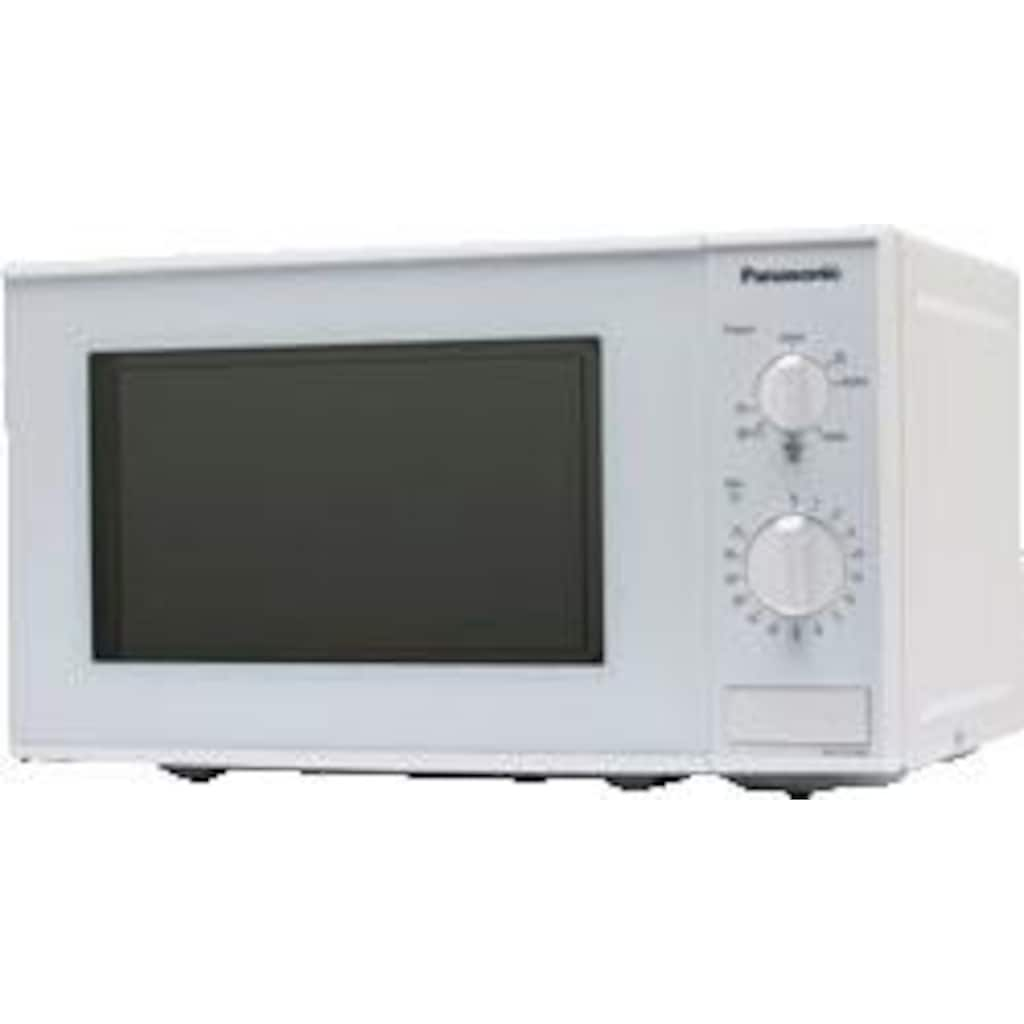 Panasonic Mikrowelle »NN-K101W«, Grill, 1100 W