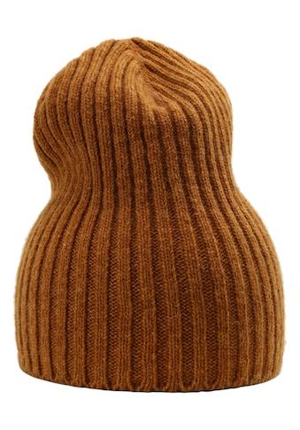 Sätila of Sweden Mütze mit breitem Rippstrickmuster kaufen