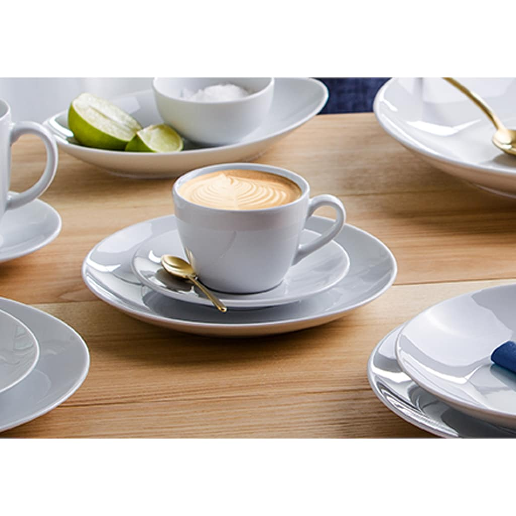 Eschenbach Kaffeeservice »Simply Cup«, (18 tlg.), Made in Germany