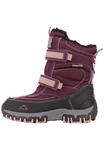 Kappa Winterboots »BONTE TEX KIDS«, wasserdicht, windabweisend &amp; atmungsaktiv<br /> kaufen