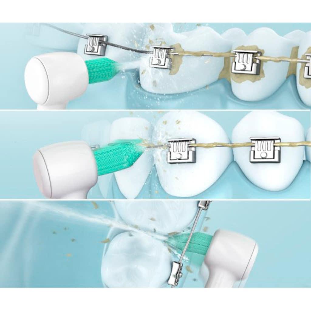 Panasonic Munddusche »EW1313«, 2 St. Aufsätze}, kabellose Munddusche mit orthodontischer Düse
