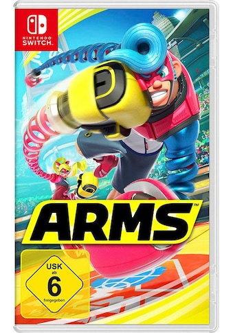 Nintendo Switch Spiel »ARMS«, Nintendo Switch kaufen